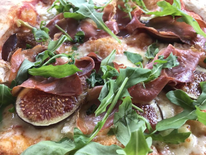 Fig & Goats cheese