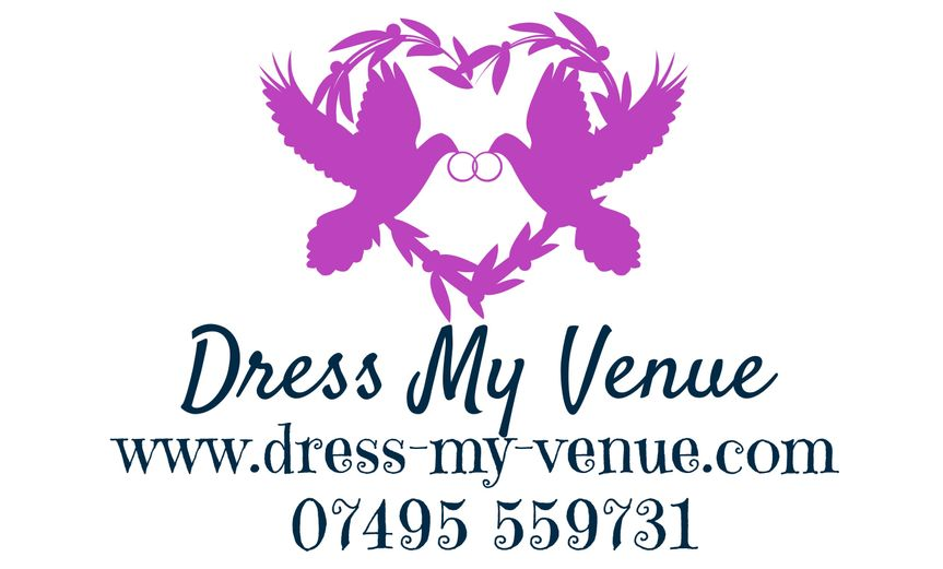 Trading as dress-my-venue