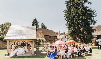 Tudor Barn Weddings 1
