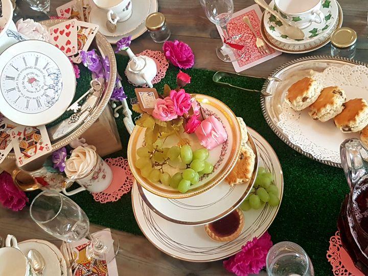 Bespoke Table dressing