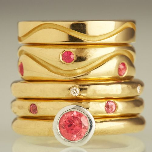 Fairtrade Fairmined Gold Rings