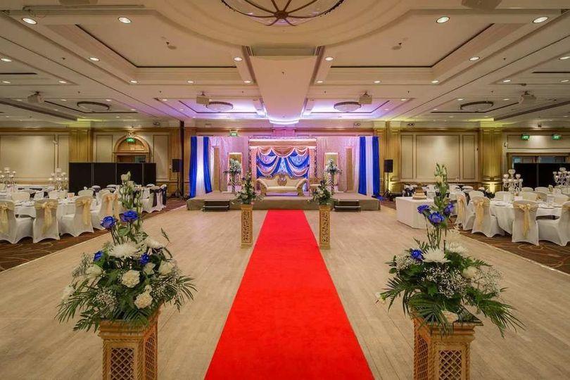 Hilton Glasgow Weddings
