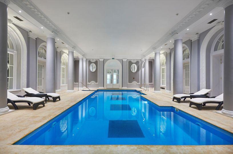 The waldorf hilton london - Hilton swimming pool ...