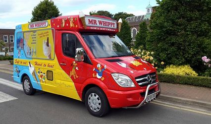 Mr Whippy - Ice Cream Van