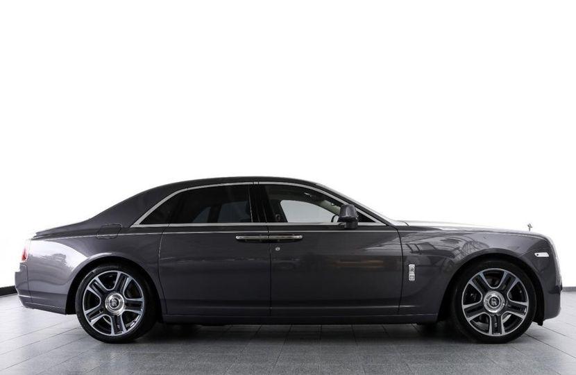 Rolls Royce Unique Colour