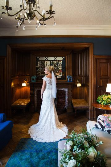 The North Wing Bridal Suite