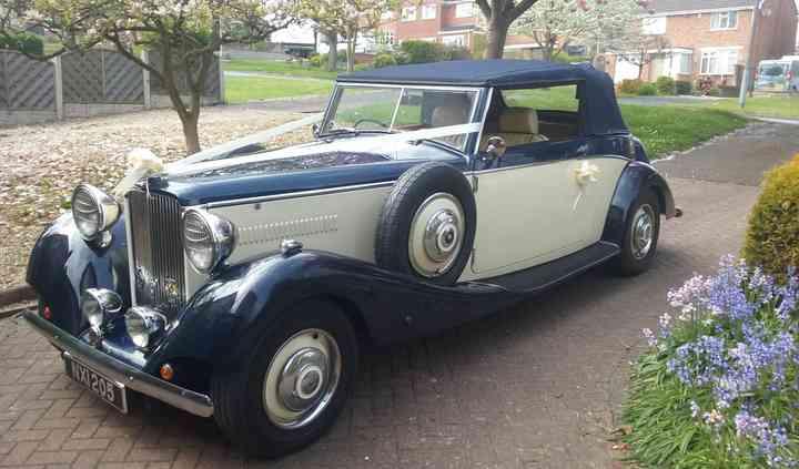 Wedding Car Hire Burton
