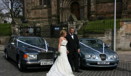 SRR Wedding Cars