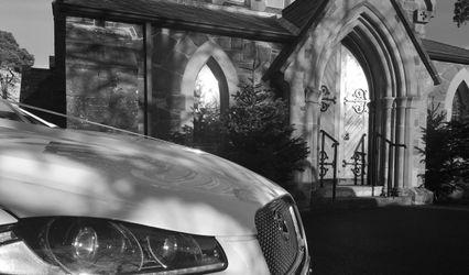 Angels Wedding Cars 1