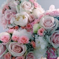 Amaris wedding flowers