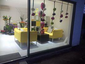 Amaris Flowers Shop Window