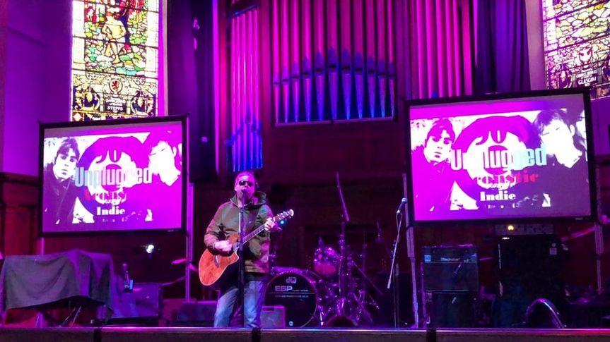 Live at St.Luke's Glasgow