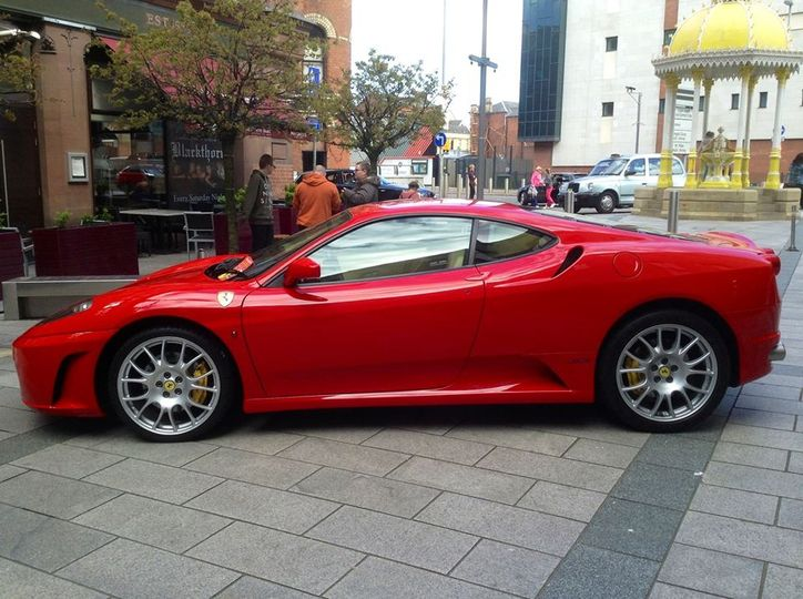 The new F430