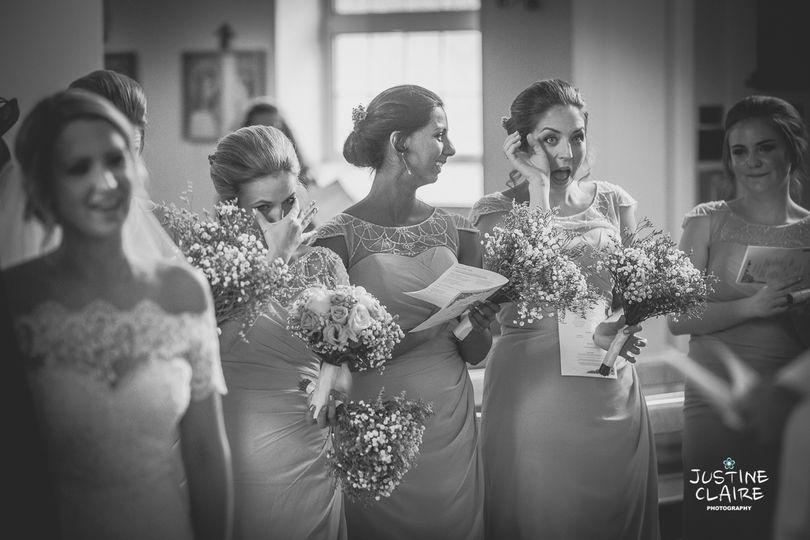 Surrey wedding Cobham