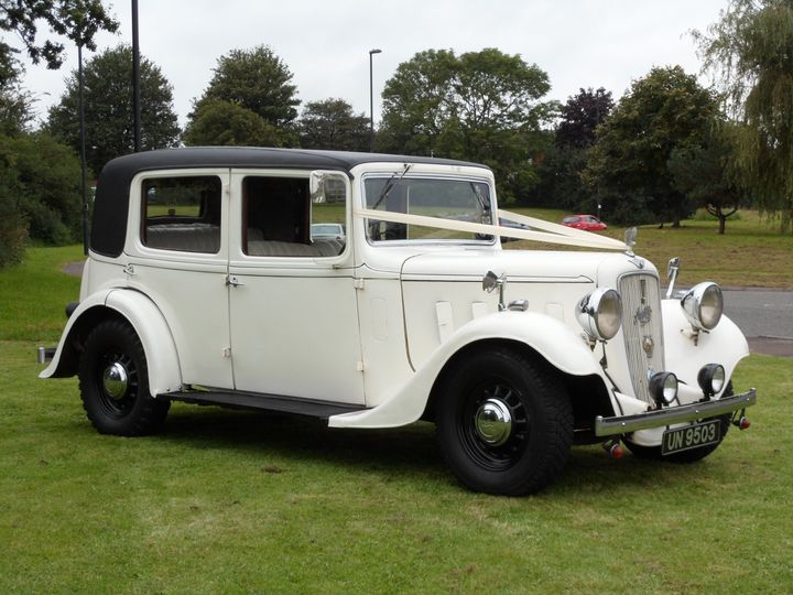 1936 Austin Westminster
