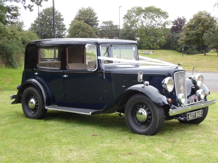 1935 Austin Westminster