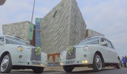 Belfast Wedding Cabs 1