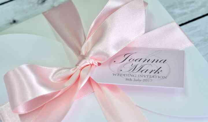JMS Creative Wedding Stationery