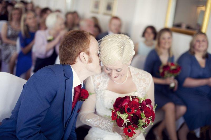 Mod inspired Brighton wedding