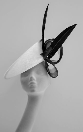 Designer headpiece the races