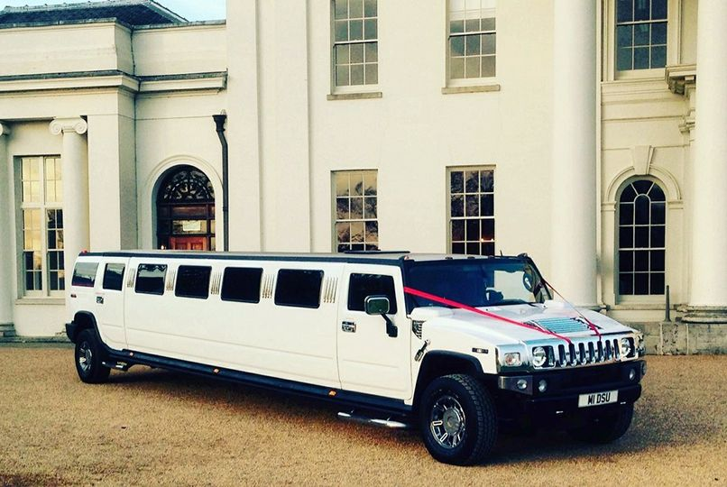 Our Hummer Limo