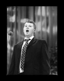 Rhodri Evans Classical Tenor