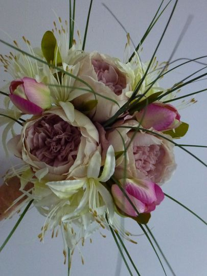 Indigo Blooms