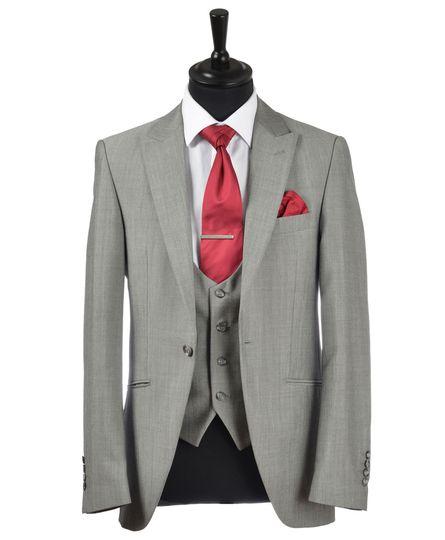 Ascot Grey Carlton Lounge Suit