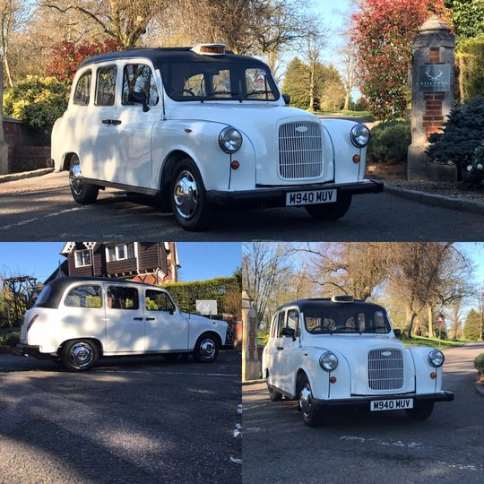 Ivory Fairway Taxi