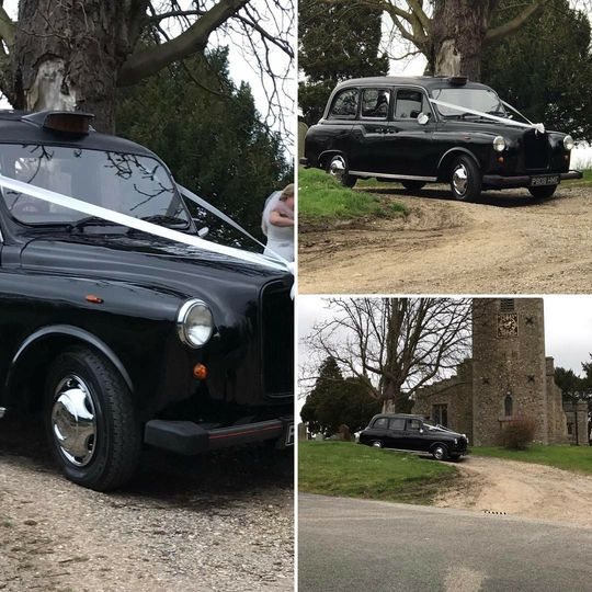 Black Fairway Taxi