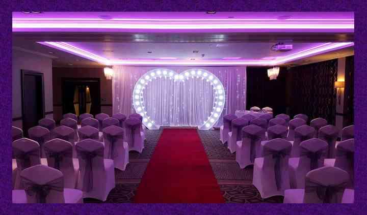 Windsor Suite Ceremony