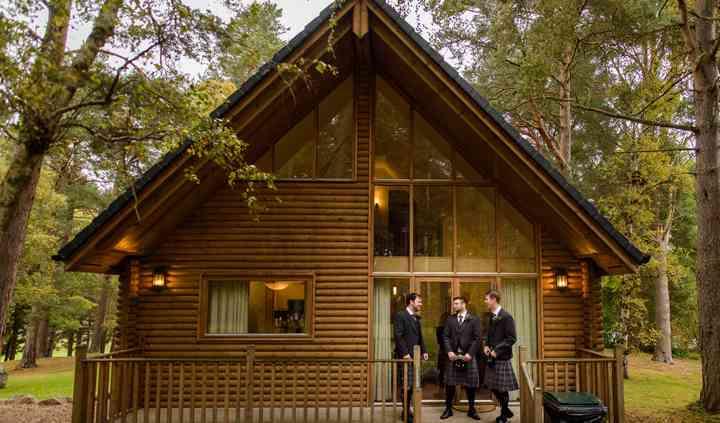 Luxury Woodland Lodges