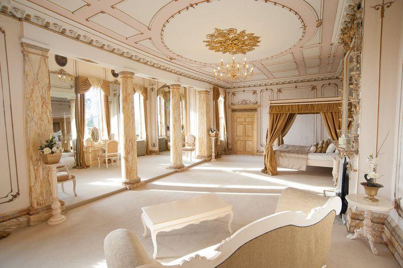 Rococco Honeymoon Suite