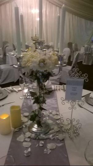Marquee Wedding Receptions