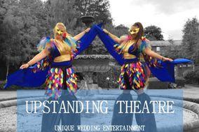 Upstanding Theatre - unique wedding entertainment