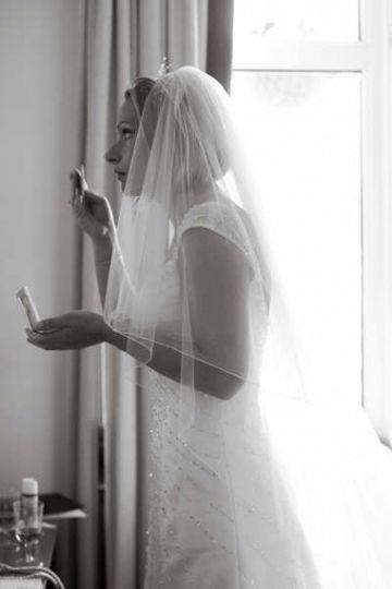 Zoe   Wedding veil