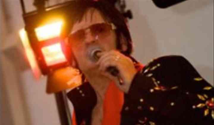 Chris Hawkins - Elvis Tribute Act