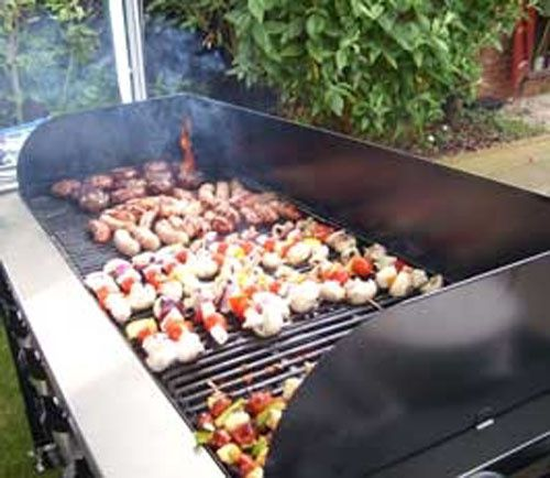 Evening BBQ Catering