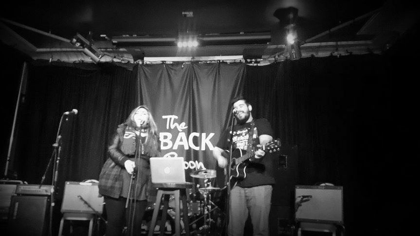 Live gig at The Star Inn