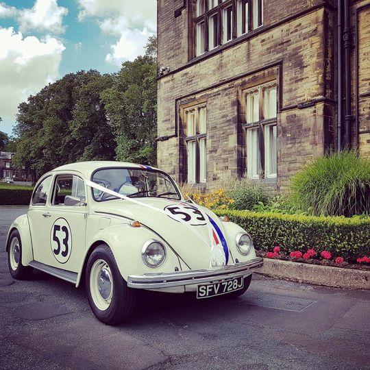 VW Herbie Beetle