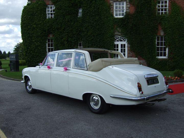 Daimler Riviera