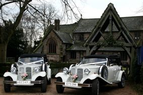 Beauford Belle Wedding Car