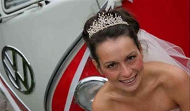 Cornwall VW Wedding Hire