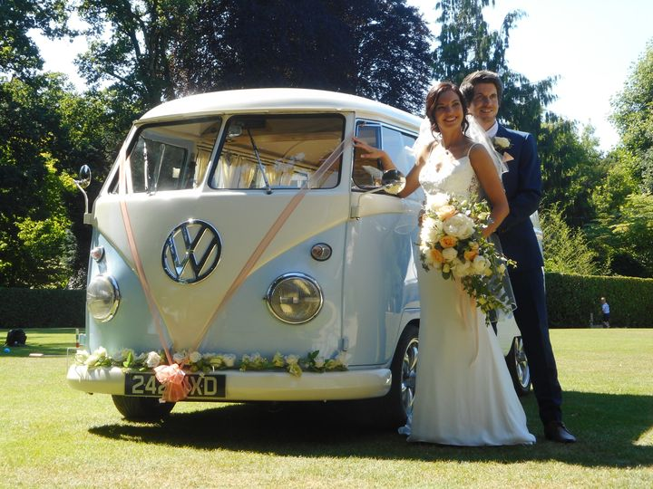 Larmer Tree Gardens wedding