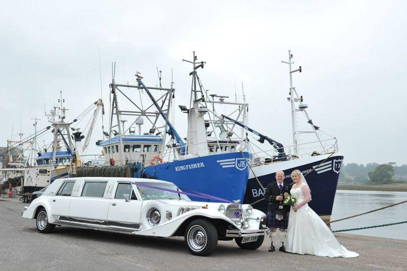 Excalibur Wedding Car