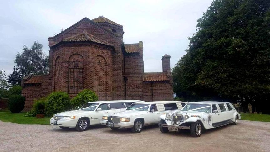 Our Limousines in Gretna Green