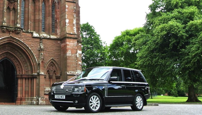 Range Rover Vogue Autobiograph