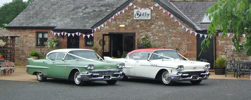 1958 American Cadillacs