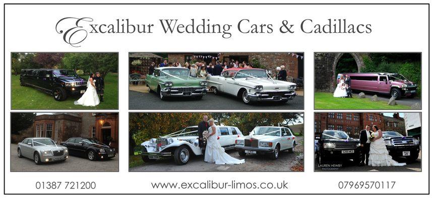 Wedding cars Scotland
