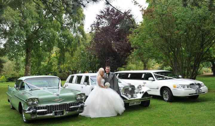 Excalibur Wedding Cars